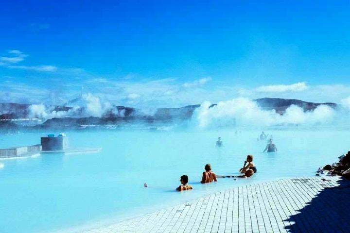 Laguna Azul, Islandia. Imagen. Xavi RG. 1