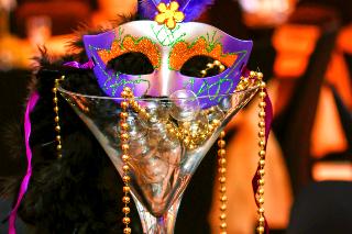 Mardi Gras, Orlando. Imagen. Hush Naidoo 2