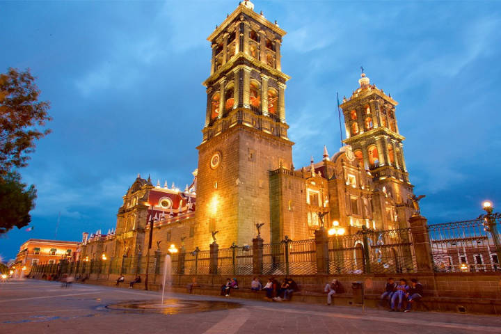 México is a safe place to travel.Foto.Real Estate Market & Lifestyle.15
