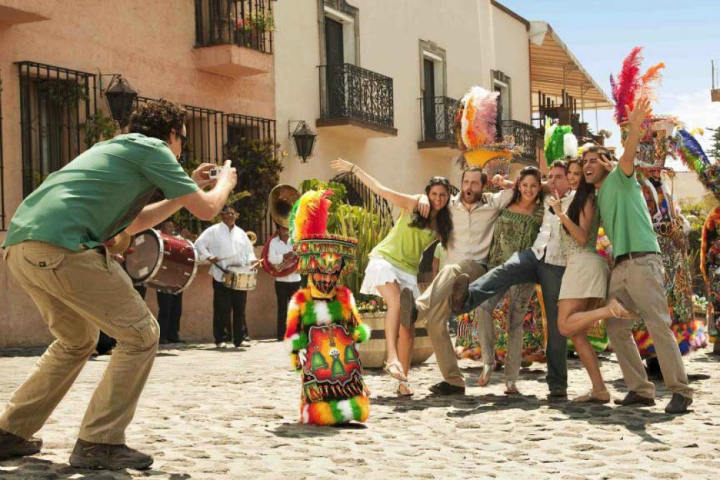 Mexico makes anyone fall in love.Foto.Entorno Turístico.8