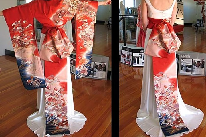 Muchos estilos pueden salir del tradicional kimono. Foto. Sugoi Hunter