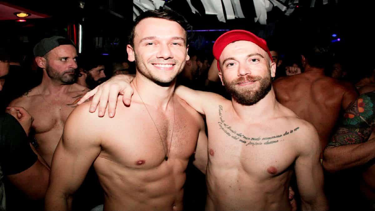Portada.Bares y antros gay en Buenos Aíres.Foto.Twitter