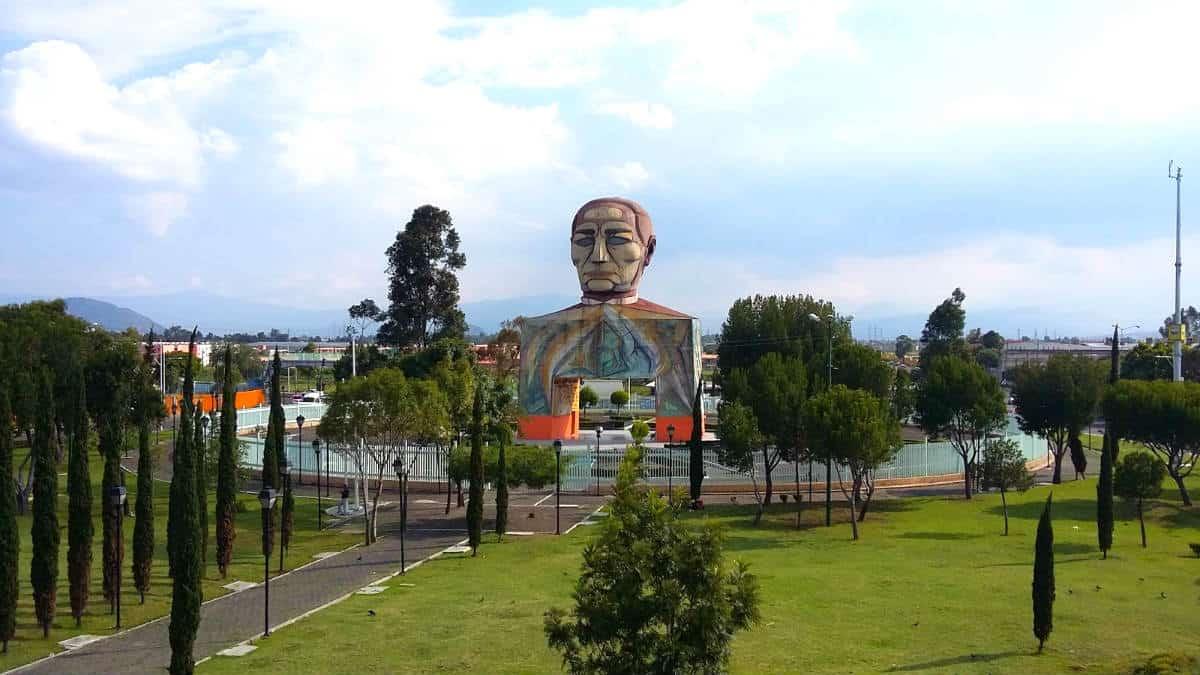 Portada.Museo dentro de la cabeza de Juárez en la CDMX.Foto.MXCity