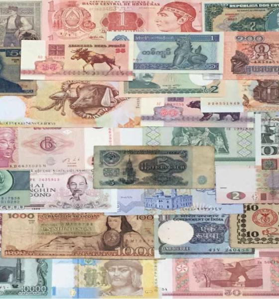 Portada.Teslt billetes antiguos de México.Foto.Monedas Angel