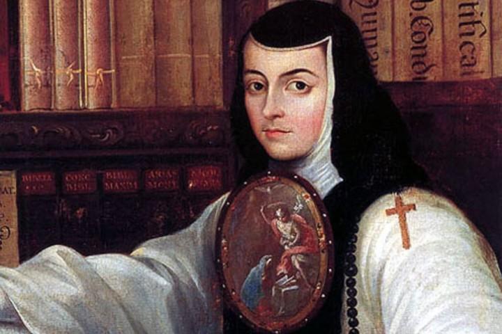 Sor Juana Inés de la Cruz. Foto: expansion.mx