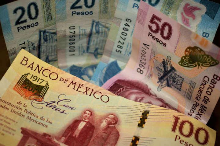Test billetes antiguos de México.Foto.W Radio.1