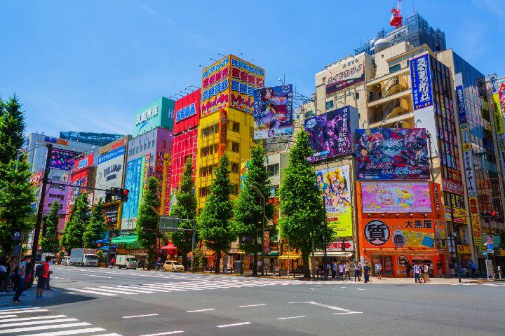 Tokyo, Japón. Imagen: Sebastian Kurpiel.