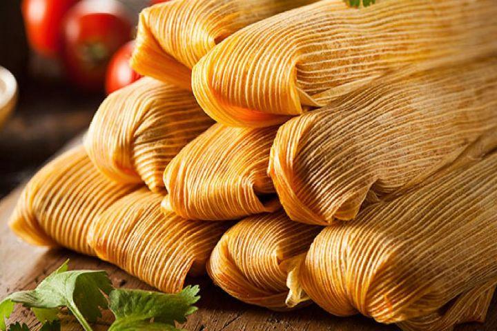 Unos ricos tamales. Foto: computerhoy.com