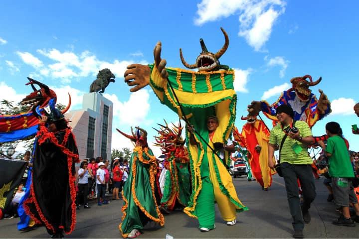 Carnavales de Puerto Rico Foto Archivo
