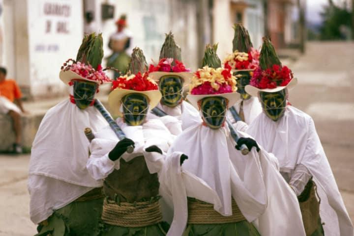 Carnaval de Tenosique Foto Archivo