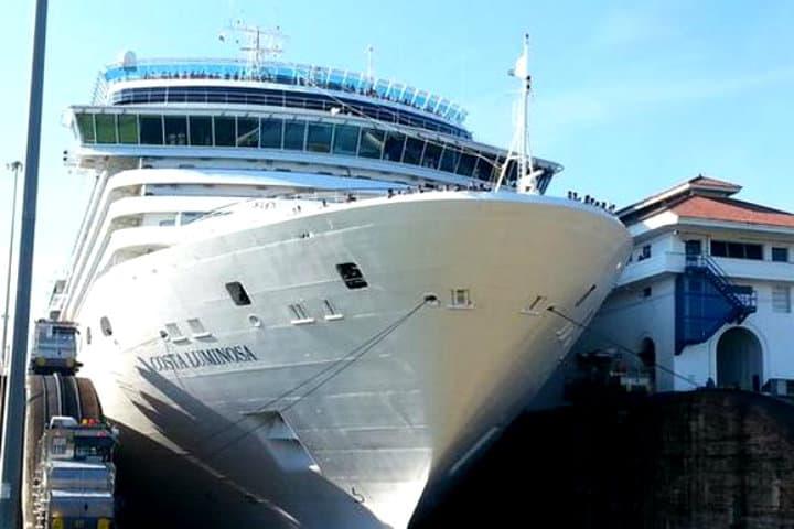 Viaja en crucero a través del canal. Foto: Archivo