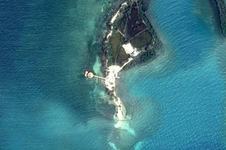 Subastar isla en el caribe Foto Archivo