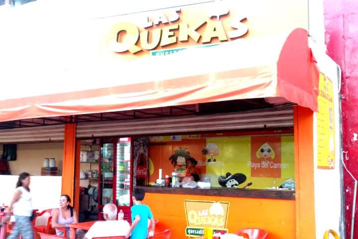 las quekas cancun