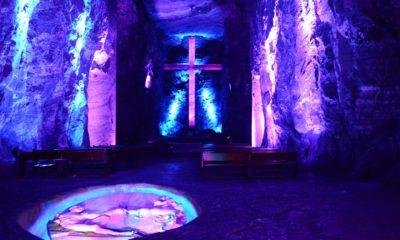 Catedral subterranea. Foto: lexusauto.es