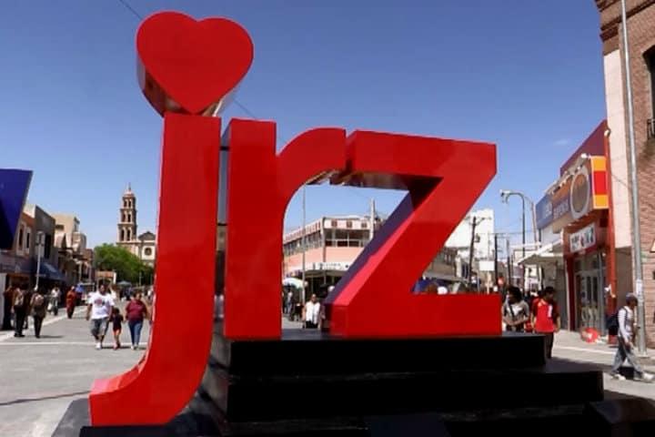 Letras monumentales, Ciudad Juárez, Chihuahua