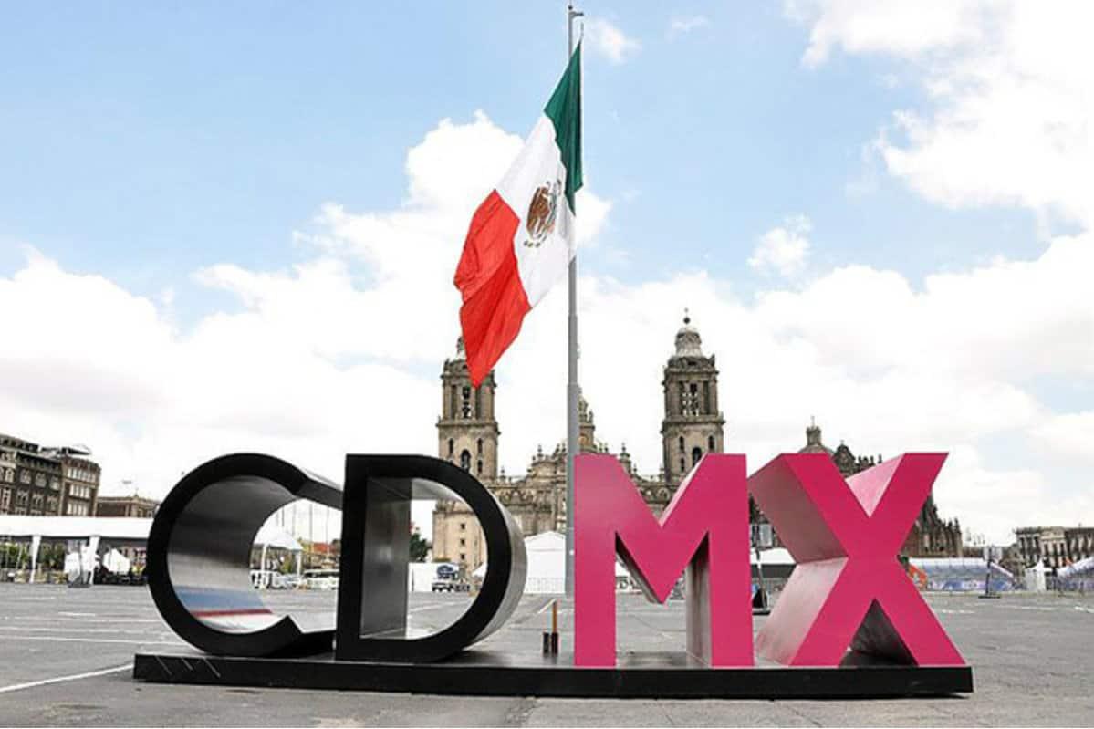Letras monumentales, Ciudad de México