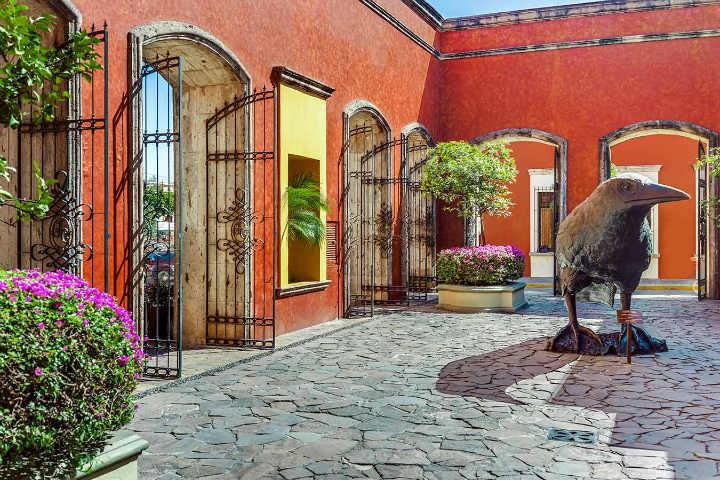 Hacienda La Rojeña de Tequila Cuervo. Foto. Mundo Cuervo.2