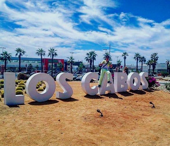 Letras monumentales, Los Cabos, Baja California