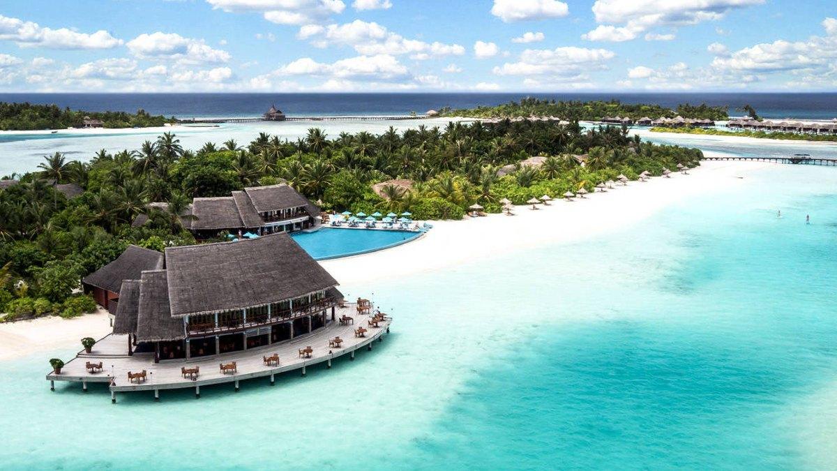 Luna de miel en las Maldivas portada