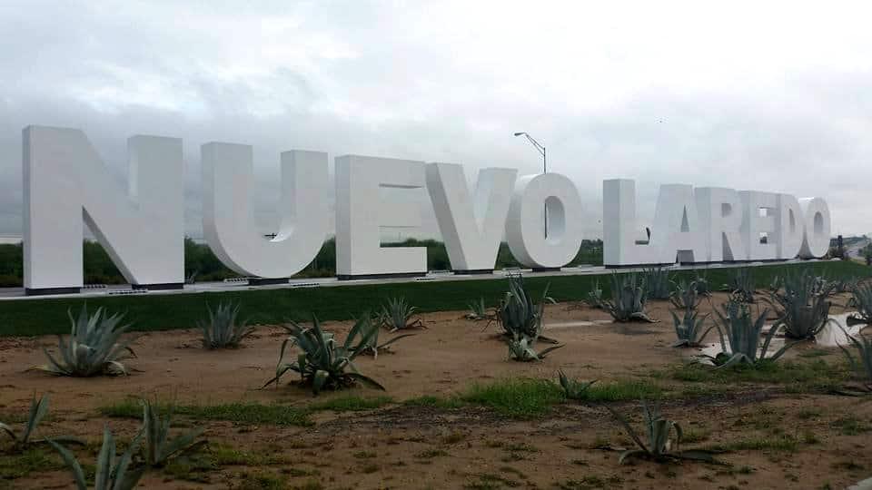 Letras monumentales, Nuevo Laredo