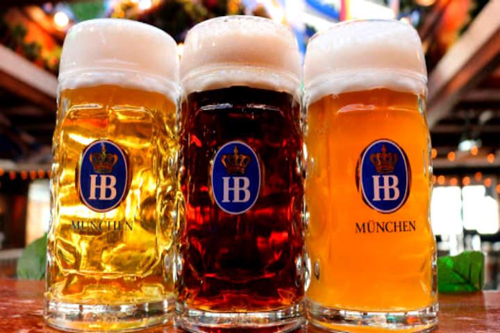 Cervecería Hofbrauhaus en Alemania.Foto.Crusat.9