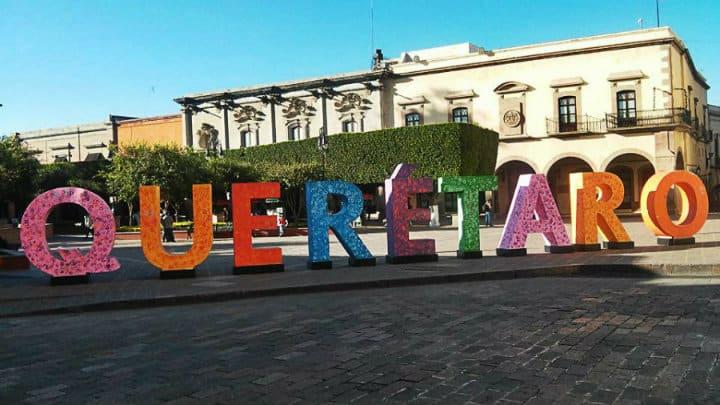 Letras monumentales, Querétaro, Querétaro