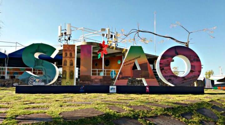 Letras monumentales, Silao, Guanajuato