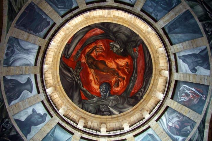 Tesoros Jalisco Jose Clemente Orozco Foto el Gallo Primo
