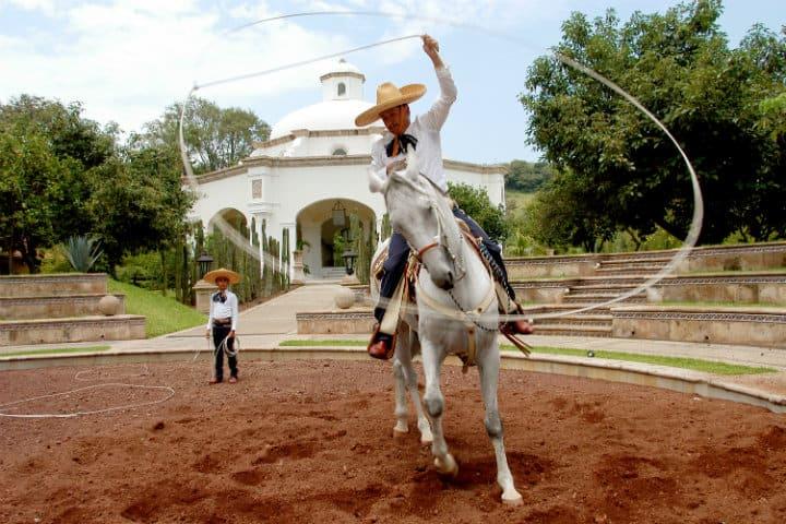 Tesoros jalisco charreria suerte Foto Vive Jalisco
