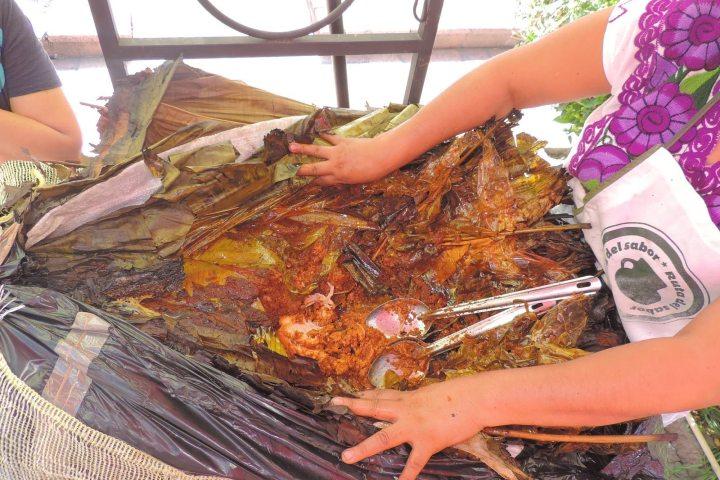 Zacahuil el tamal más grande del mundo 4