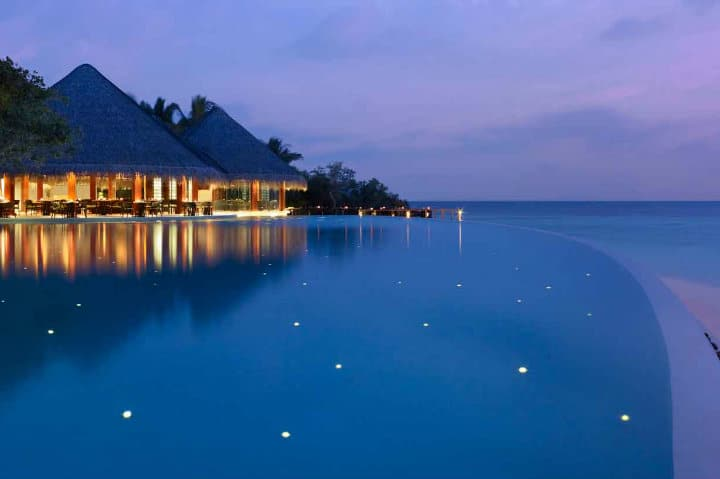 3 hoteles para una luna de miel espectacular en las On mejor hotel de maldivas
