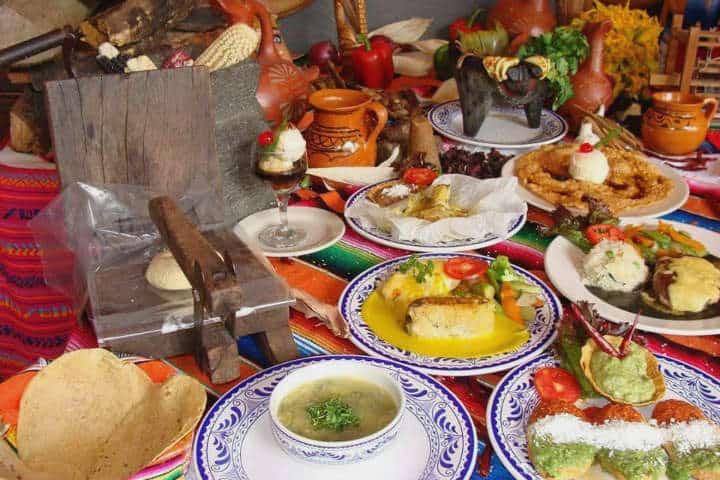 Gastronomía de Tlaxcala. Foto: Archivo