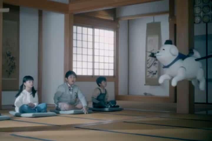 yukimaru perro dron japon 2