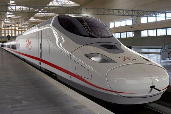 Los trenes más rápidos, AAVRIL