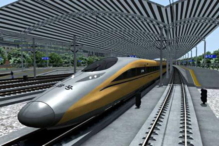 Los trenes más rápidos, CRH380A