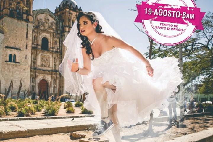 Carrera de novias en la CDMX 2