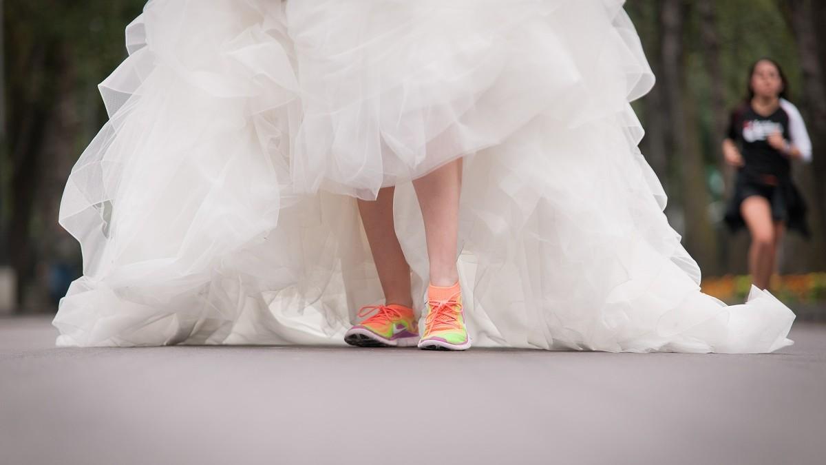 Carrera de novias en la CDMX portada
