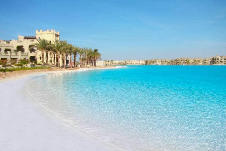 Crystal Lagoons Egipto