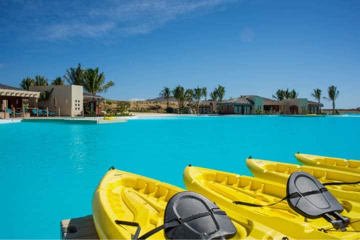 Crystal lagoons DIAMANTE Cabo San Lucas