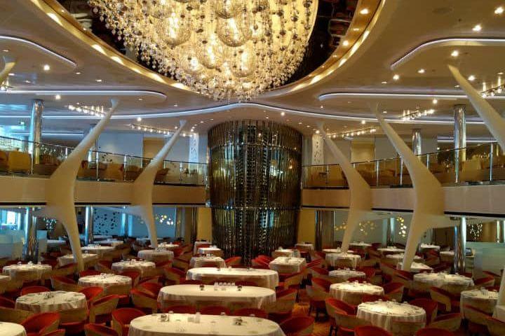 Crucero Gourmet Celebrity. Foto Archivo