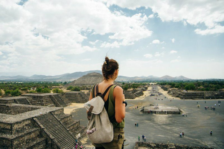 Equinoccio de primavera en Teotihuacán.Foto.Visitar Teotihuacán.6