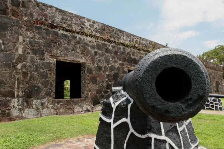 Haramara San blas Fuerte de San Blas