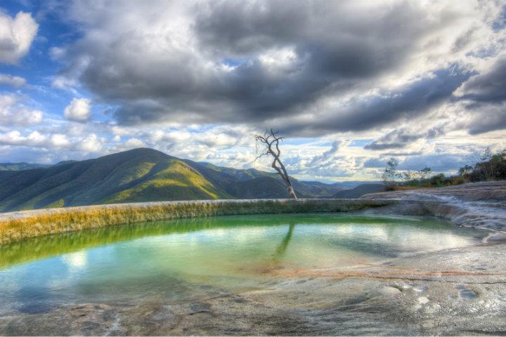 Hierve el Agua. Foto. Brian Shrader.5