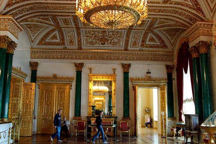 La hermosa arquitectura del museo. Foto Carlos-Gracián