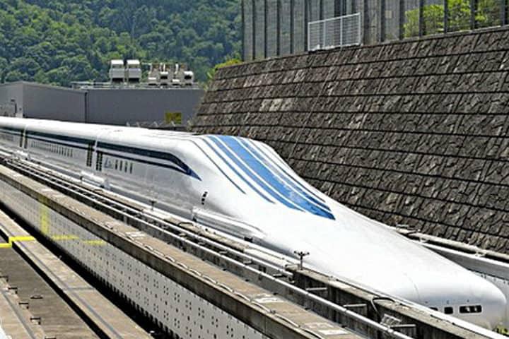 Los trenes más rápidos, Maglev Lo