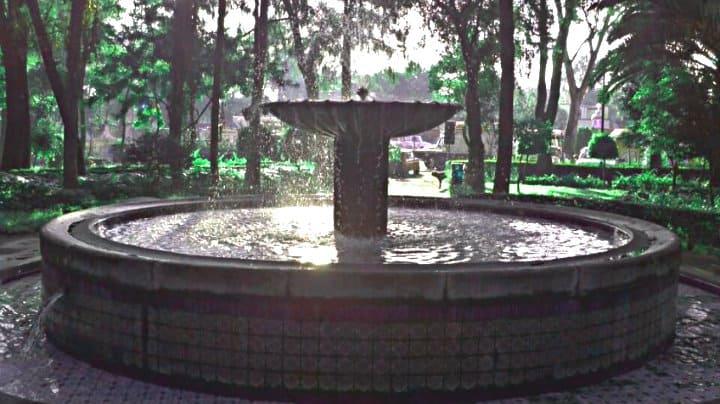 Parque Xicoténcatl, CDMX