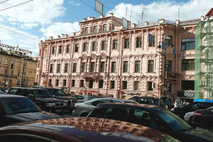 Rusia San Petersburgo Foto Carlos Gracián 1
