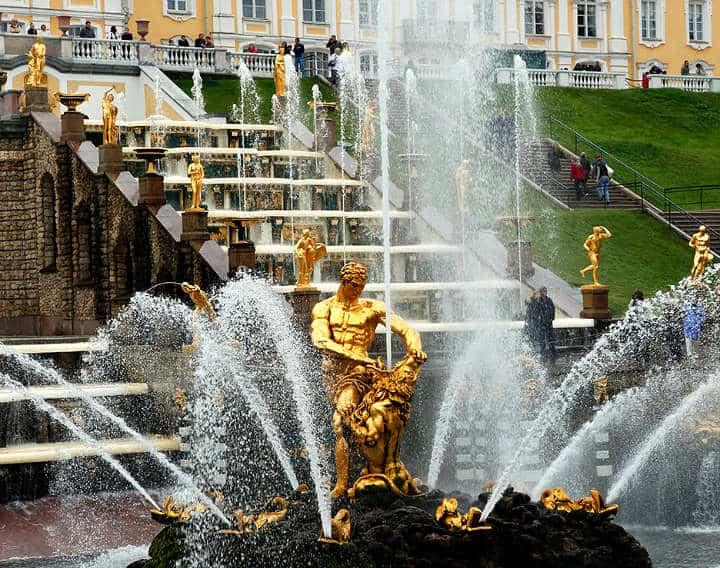 Rusia San Petersburgo Foto Carlos Gracián 13