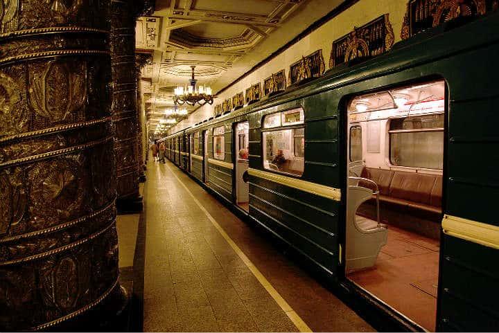 Rusia San Petersburgo Foto Carlos Gracián 18