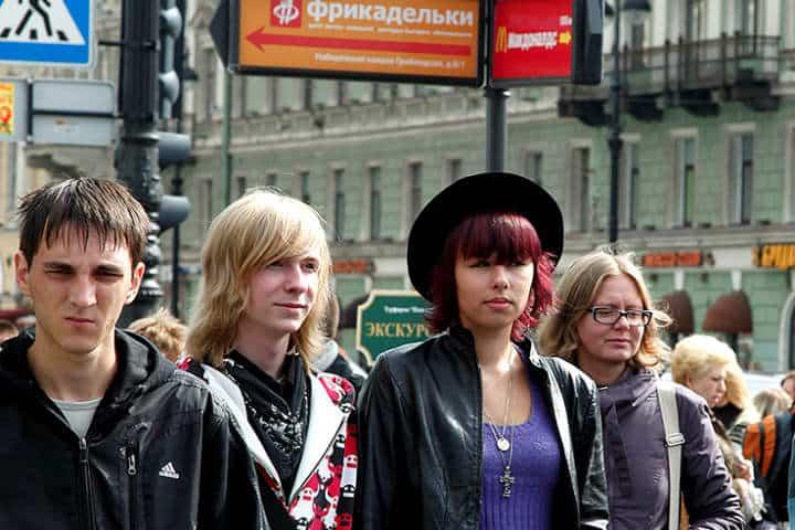 Rusia San Petersburgo Foto Carlos Gracián 19